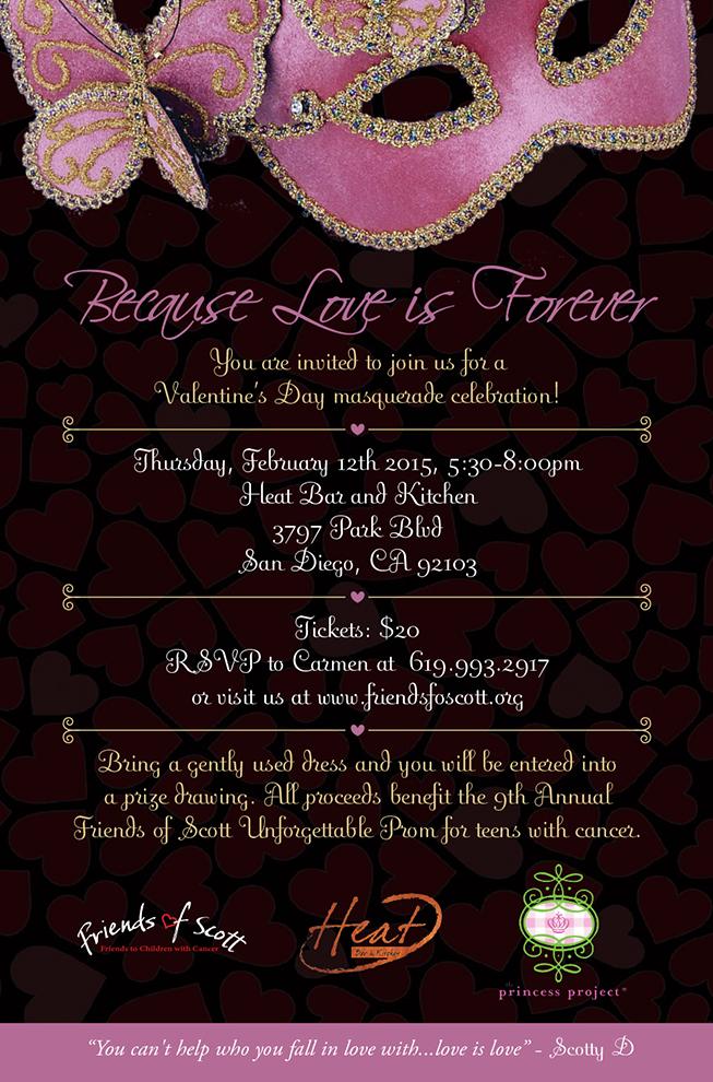 Newsletter Valentine's Day 2015