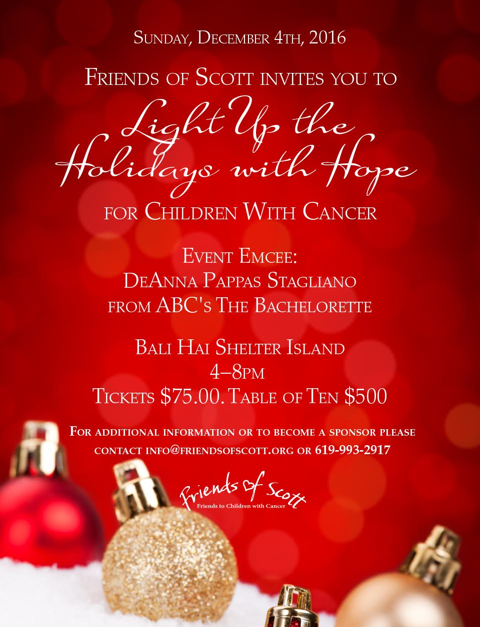 Holidays With Hope