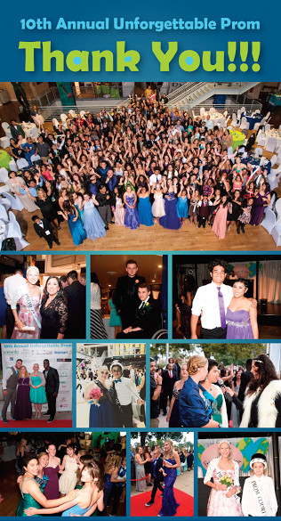 Prom Thank You Pictures