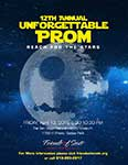 12th Annual Unforgettable Prom Reach for the Stars